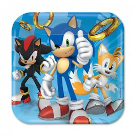 8 Piatti Sonic 18 cm