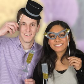 10 Accessori Per Photo Booth Capodanno