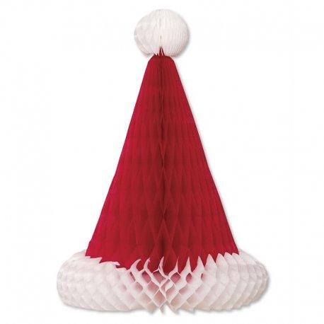 Centrotavola Cappello Natale 30 cm