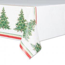 Tovaglia Albero Natale 137 x 214 cm