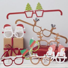 8 Accessori di Natale per PhotoBooth