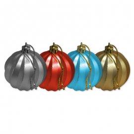 Palle Natale Assortite 6 cm