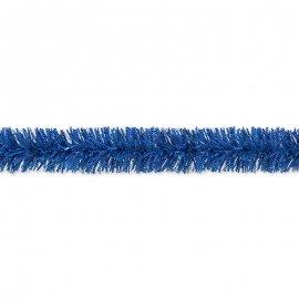 Boa Azzurro A Pois 10 x 180 cm
