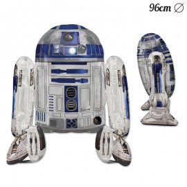 Palloncino R2-D2 Airwalker 96 cm