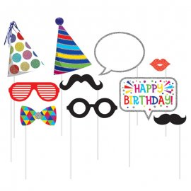 Accessori Compleanno Per Photo Booth