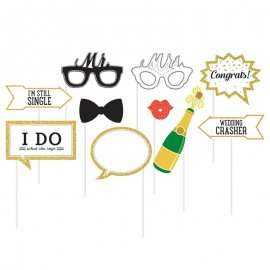 Accessori Matrimonio Per Photo Booth