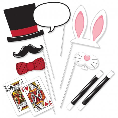 Accessori Magici Per Photo Booth