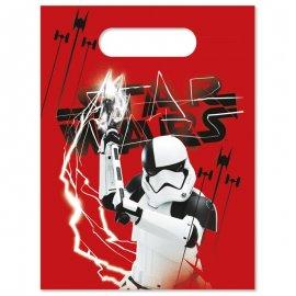 6 Sacchetti Star Wars VIII