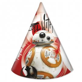 6 Cappelli Star Wars VIII