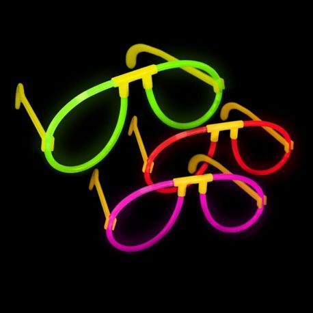 Occhiali Fluorescenti Aviatore Individuali