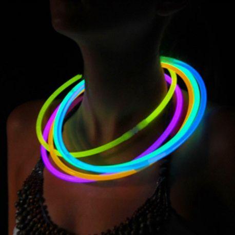 Collane Monocolore Luminose