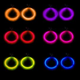 Orecchini Luminosi Rotondi (2 pz)