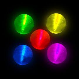 Palline Luminose di Gomma (2 pz)