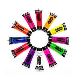 Vernice Fluorescente per Corpo 10 ml