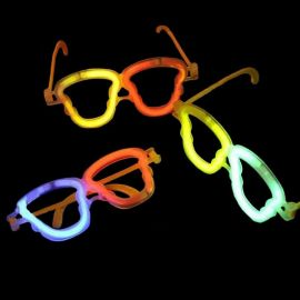Occhiali Luminosi Teschio Pack (50 pz)
