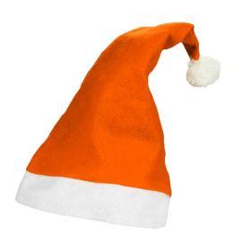 Cappello di Babbo Natale Arancione