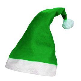 Cappello di Babbo Natale Verde