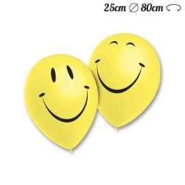Palloncini Sorrisi Rotondi 25 cm