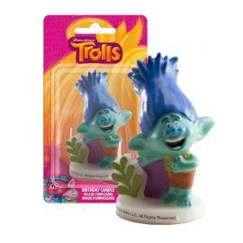 Candela Poppy Trolls 7,5 cm