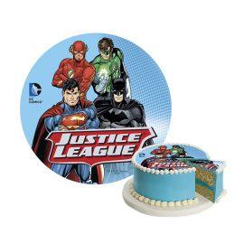 Disco Justice League di Zucchero Senza Glutine