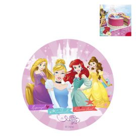 Disco Principesse Disney di Zucchero Senza Glutine