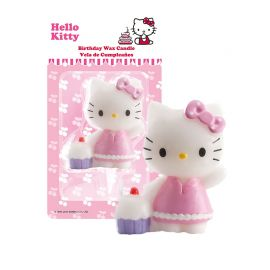 Candela Hello Kitty 8 cm