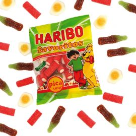 Mix Favorite Frizzanti Haribo 90 Gr