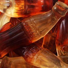 Bottiglie di Cola Grandi Haribo 1 Kg