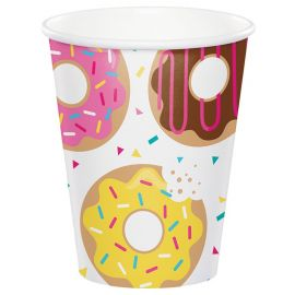 Bicchieri Donut Time 266 ml