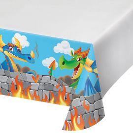 Tovaglia Dragons 274 x 137 cm