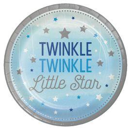 Piatti One Little Star Boy 23 cm