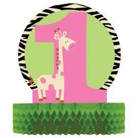 Centrotavola Wild At One Giraffe