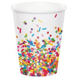 Bicchieri Sprinkles 266 ml