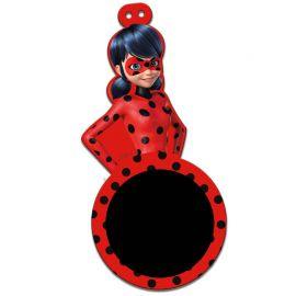 Ghirlanda Personalizzabile LadyBug