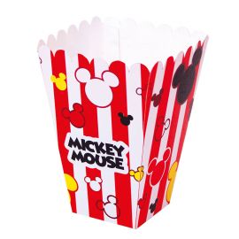 Scatole Popcorn Mickey Mouse