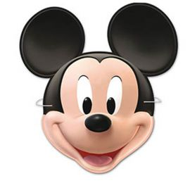 6 Maschere Mickey Mouse