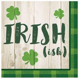 Tovaglioli Saint Patrick's Day 25 cm