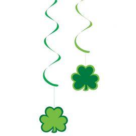 Decorazioni Appese Saint Patrick's Day Carta