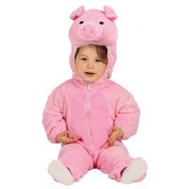 Costume da Maialino Grazioso per Bebè