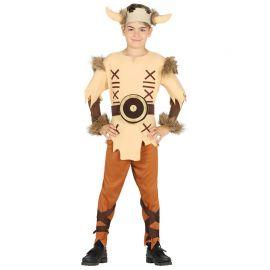 Costume da Bambino Vichingo Selvaggio