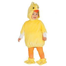 Costume da Pulcino per Neonato
