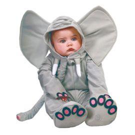 Costume da Elefante Grigio per Neonato