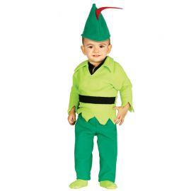 Costume Arciere per Neonato Avventuroso