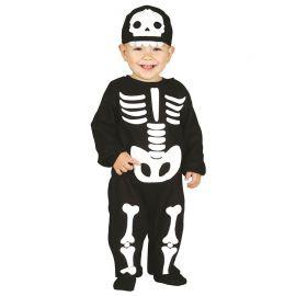 Costume Scheletro Buffo per Bebè
