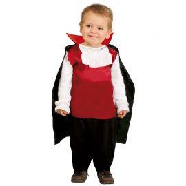 Costume da Vampiro Nero per Neonato