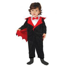 Costume da Dracula per Neonato con Papillion