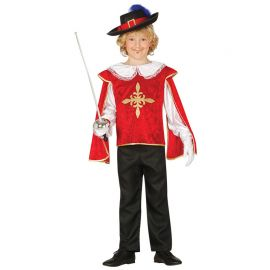 Costume Moschettiere Elegante per Bambino