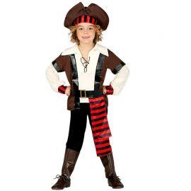Costume Pirata Bucaniere dei 7 Mari per Bambino