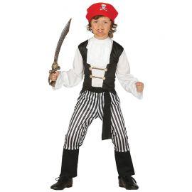 Costume da Corsaro del Mare per Bambino