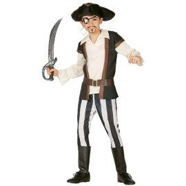 Costume da Pirata per Bambino Cattivo